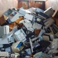 Empresa de descarte de lixo eletronico