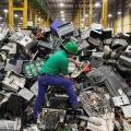 Lixo eletronico descarte