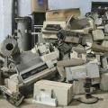 Reciclagem impressora