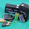 Sucata bateria